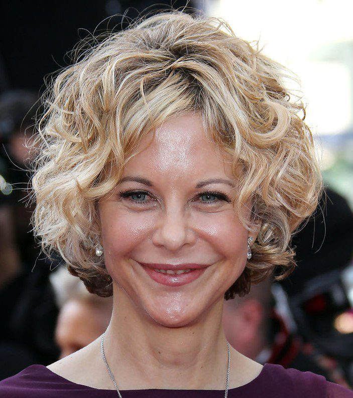 Pictures of Short Hairstyles For 40 Year Old Woman