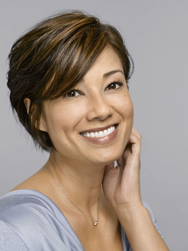 Short Hairstyles For Women Over 70 With Fine Hair Pictures
