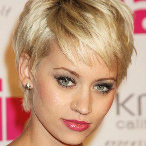 Short Hairstyles In The Back