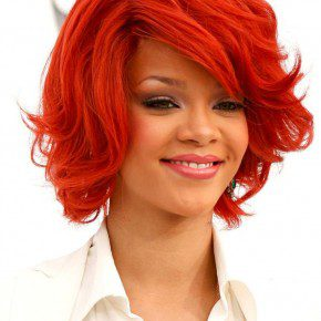 Short Hairstyles Red