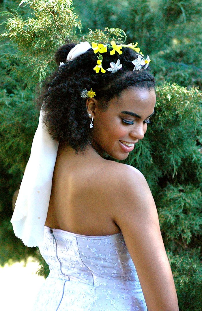 Pictures of Wedding Hairstyles Dreadlocks