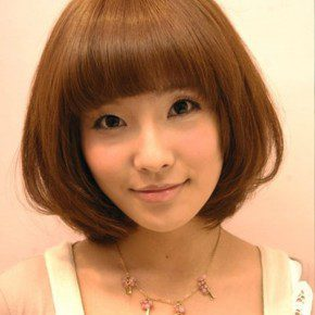 2013 Cute Short Haircut