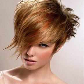 2013 Short Funky Hairstyles