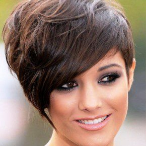 2013 Short Hairstyles Women1