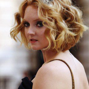 2013 Short Wavy Hairstyle Ideas