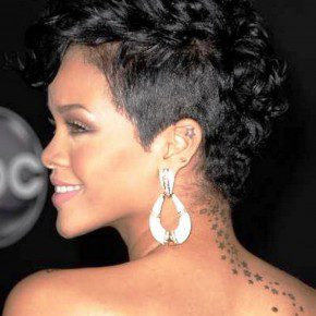 African American Short Curly Hairstyles