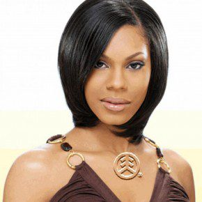 Black Women Short Hairstyles with Weave