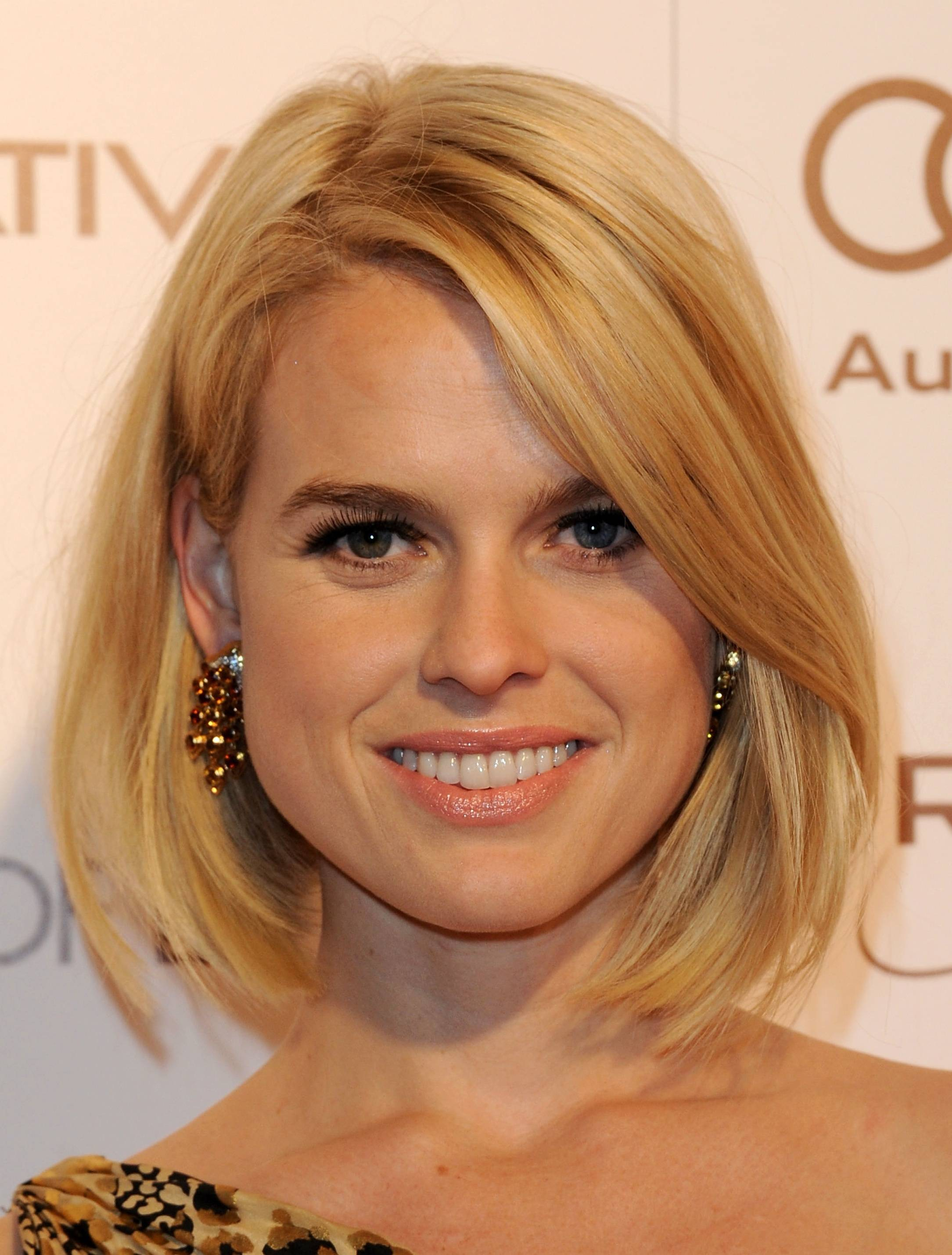 Pictures of Bob Hairstyles For Round Face Shapes