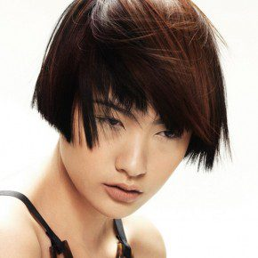 Bob Hairstyles For Thick Hair Back View
