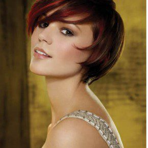 Bob Hairstyles One Side Shorter