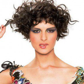 Bob Short Hairstyles For Curly Hair