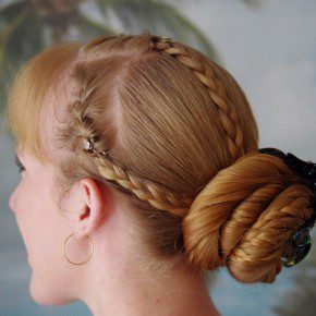 Braided Hairstyles Directions