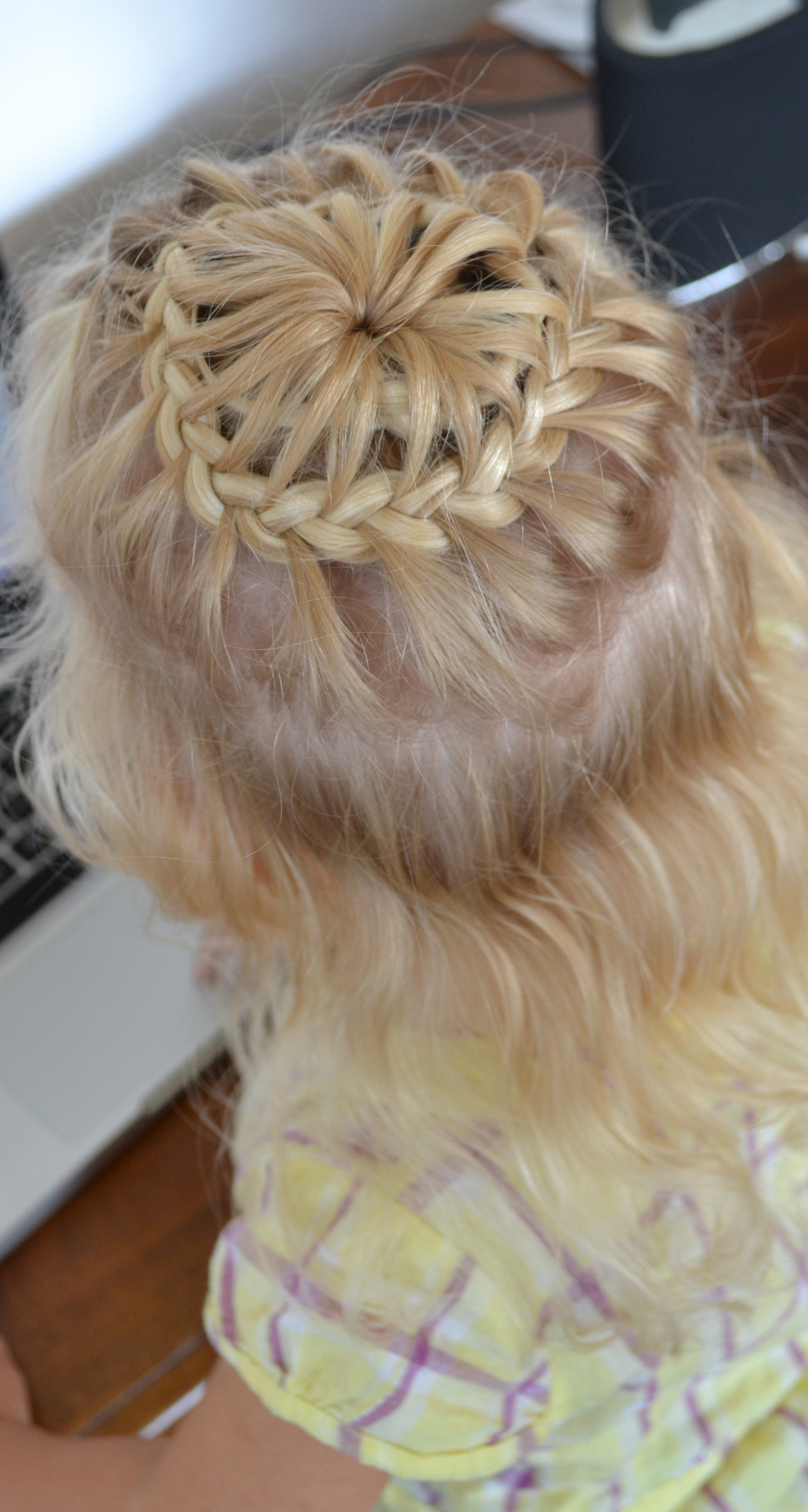 Easy Hairstyles For Kids Braided hairstyles easy to do