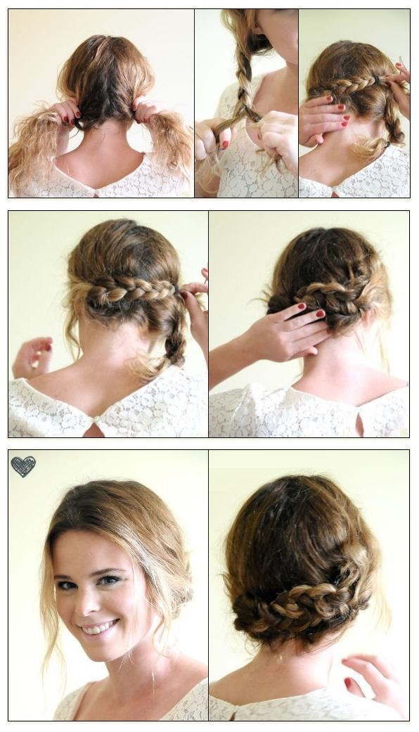 step by step hairstyles for short hair 2015 - Short Hairstyles Website