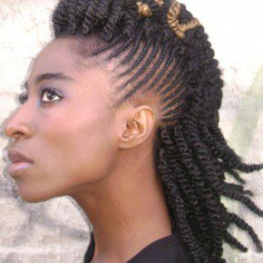 Braided Weave Hairstyles for Black Hair