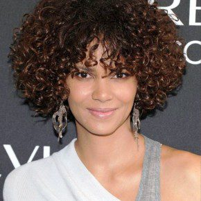 Celebrity Short Curly Hairstyles