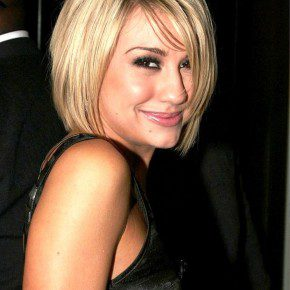 Chelsea Kane Cute Short Bob Haircut
