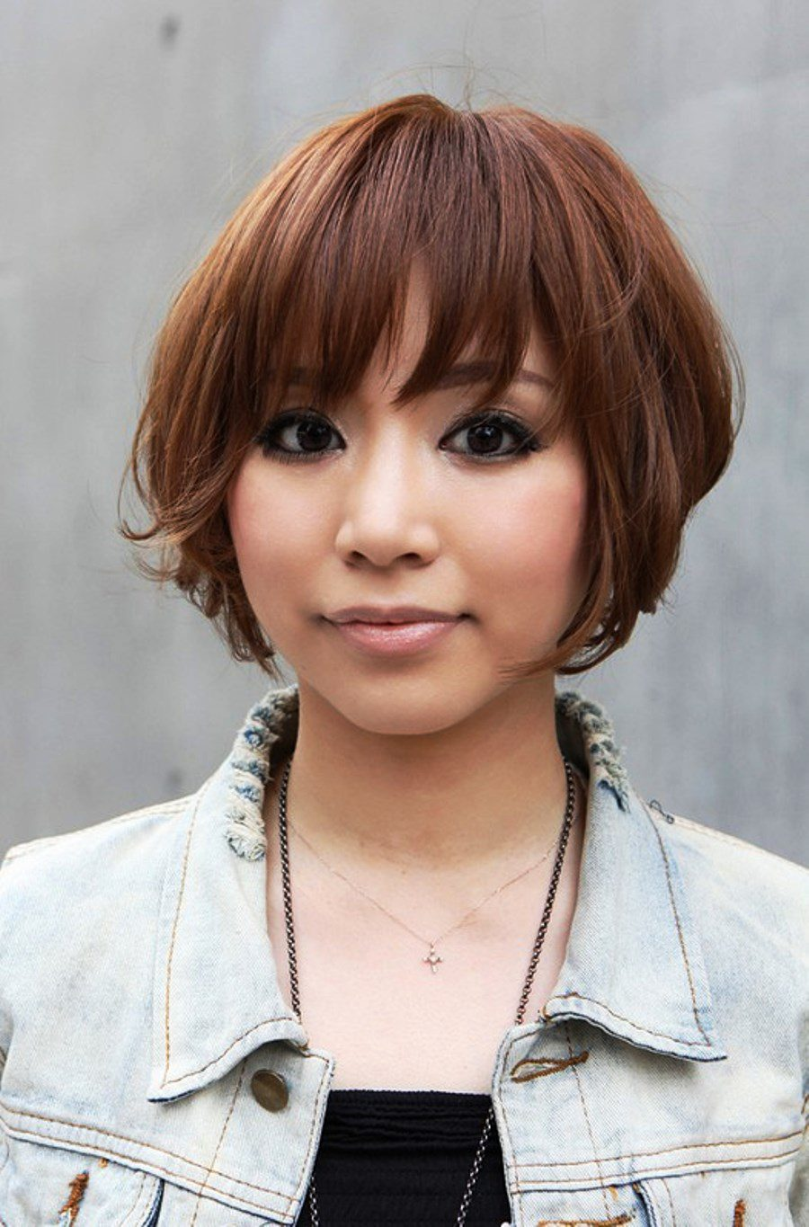 Japanese Short Hairstyles for Women