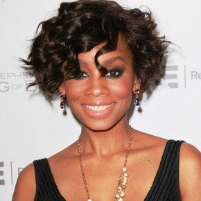 Curly Hairstyles Page 7: Curly Bob Hairstyle For Black Women, Brandi