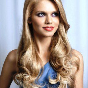 Curly Prom Hairstyles For Long Hair 2013