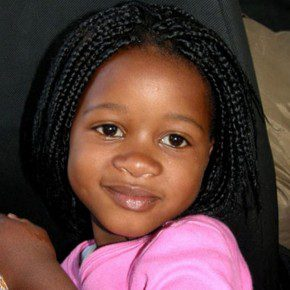 Cute Black Hairstyles for Kids
