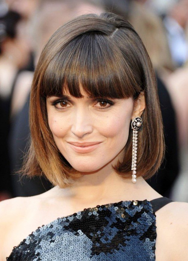 Cute Short Pageboy Hairstyle Detail: