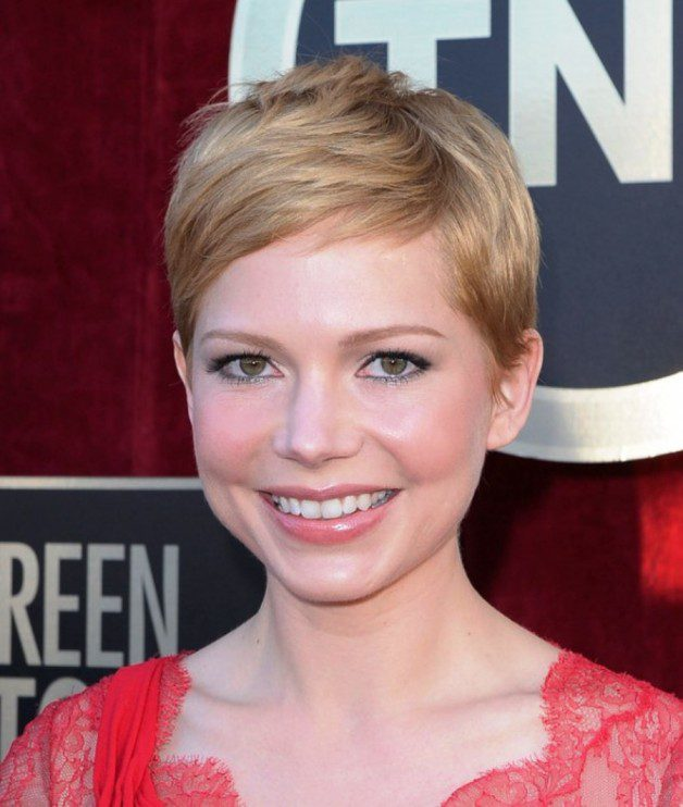 Cute Short Pixie Hairstyle Detail: