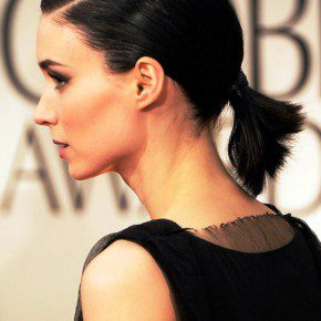 Cute Short Ponytail Hairstyle