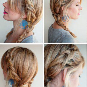 Dutch Braided Pigtails For Weekend Holidays1