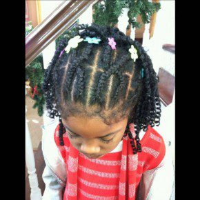 Jamaican Kids Hairstyles