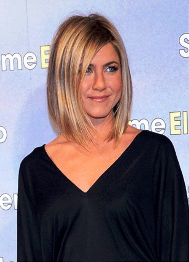 Jennifer Aniston Bob Hairstyle | Behairstyles.com