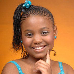 Kids Cornrow Hairstyles Pictures