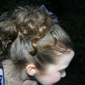 Kids Dance Hairstyles