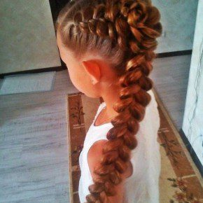 Kids Hairstyles Layers