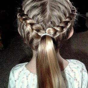 Kids Hairstyles Plaits