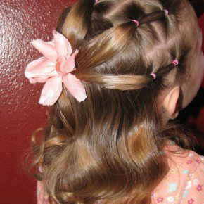 Kids Hairstyles Ponytails