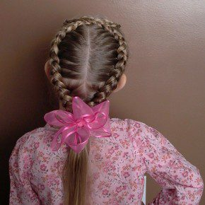 Kids Party Hairstyles