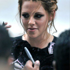 Kristen Stewart Braided Hairstyle1