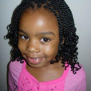 Little Black Girls Hairstyle