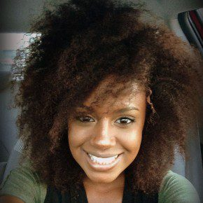 Natural Hairstyles After The Big Chop