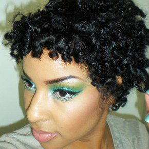 Natural Hairstyles Kinky Twists