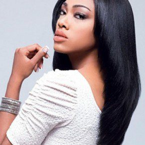 Natural Black Hairstyles with Weave