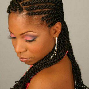New Black Women Hairstyles 2013