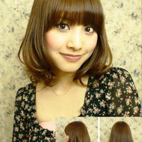 Popular Asian Bob Haircut