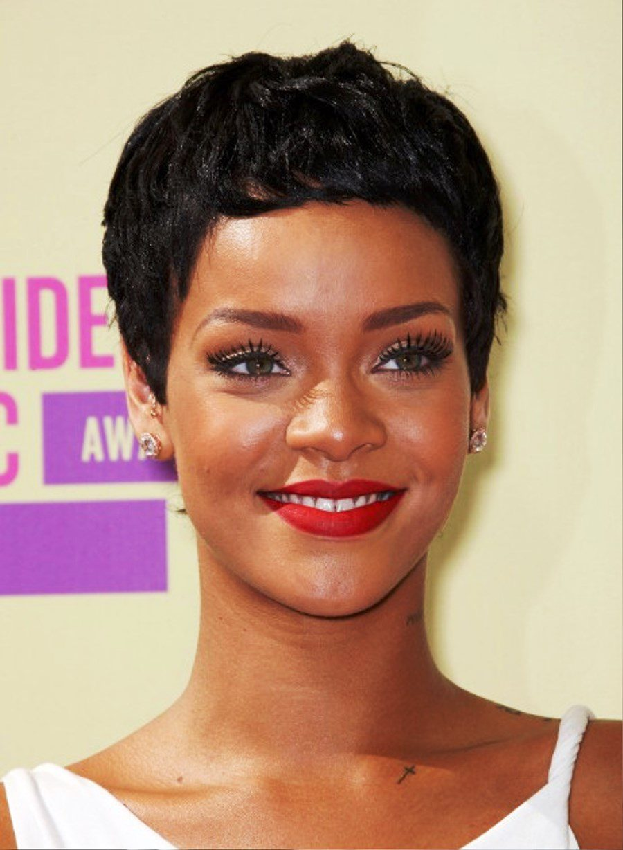 Related Pictures boy cut short black women haircut