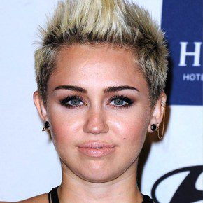 Short Funky Hairstyles Blonde