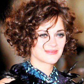Short Hairstyles For Curly Hair 2013