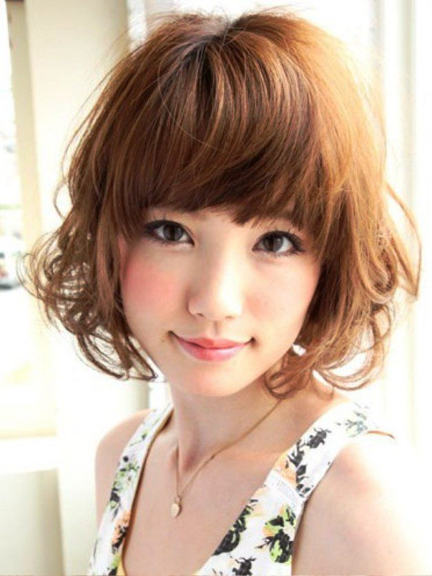 Short Japanese Hairstyle For Ladies | Behairstyles.com