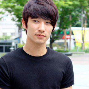 Short Korean Hairstyle For Men