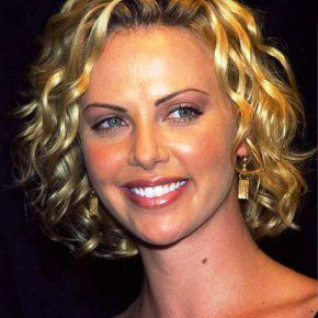 Short Naturally Curly Hairstyles 2013